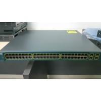 Cisco 3560G 48-Port GIGABIT POE Ethernet Switch WS-C3560G-48PS-S 48 10/100/1000