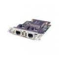 Cisco VWIC-2MFT-G.703 2-Port E1 FRAMDED AND UNFRAMED E1 Interface Card,